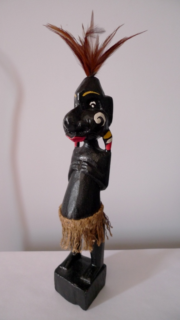 Африканская статуэтка, фигурка из ЮАР