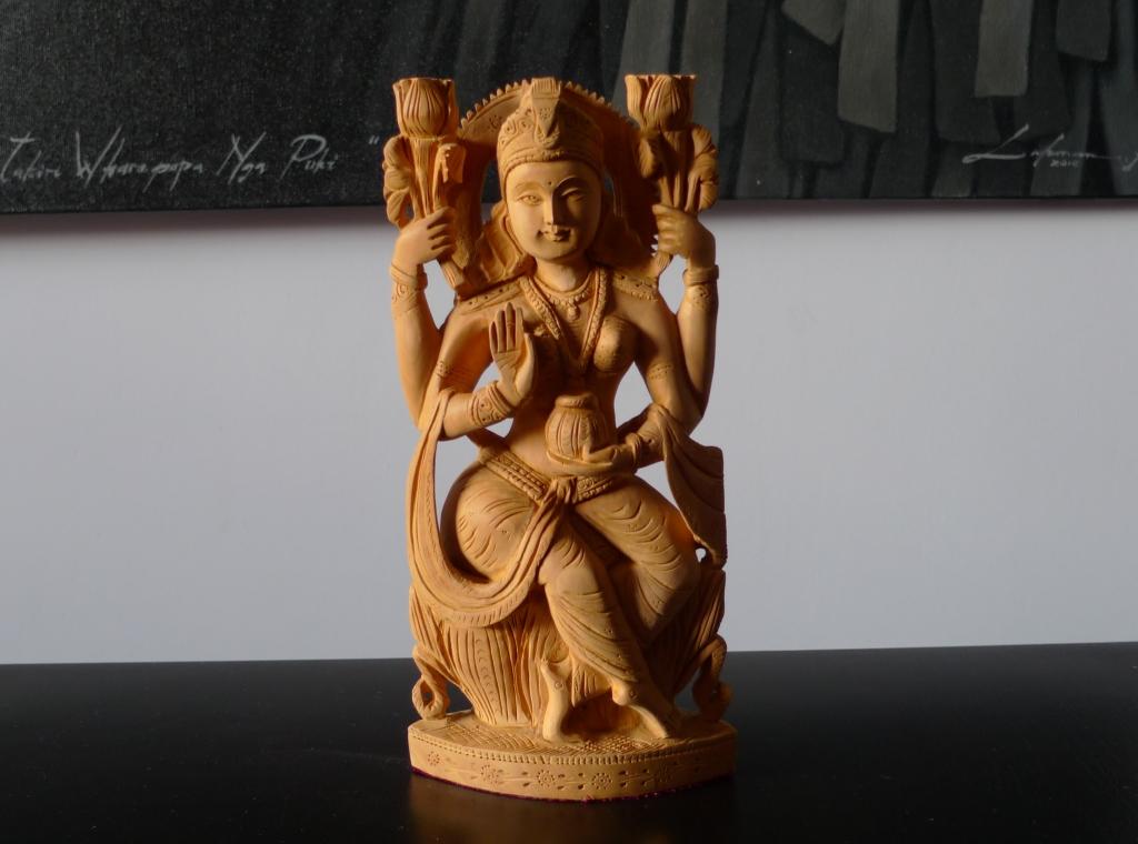 Богиня Вишну