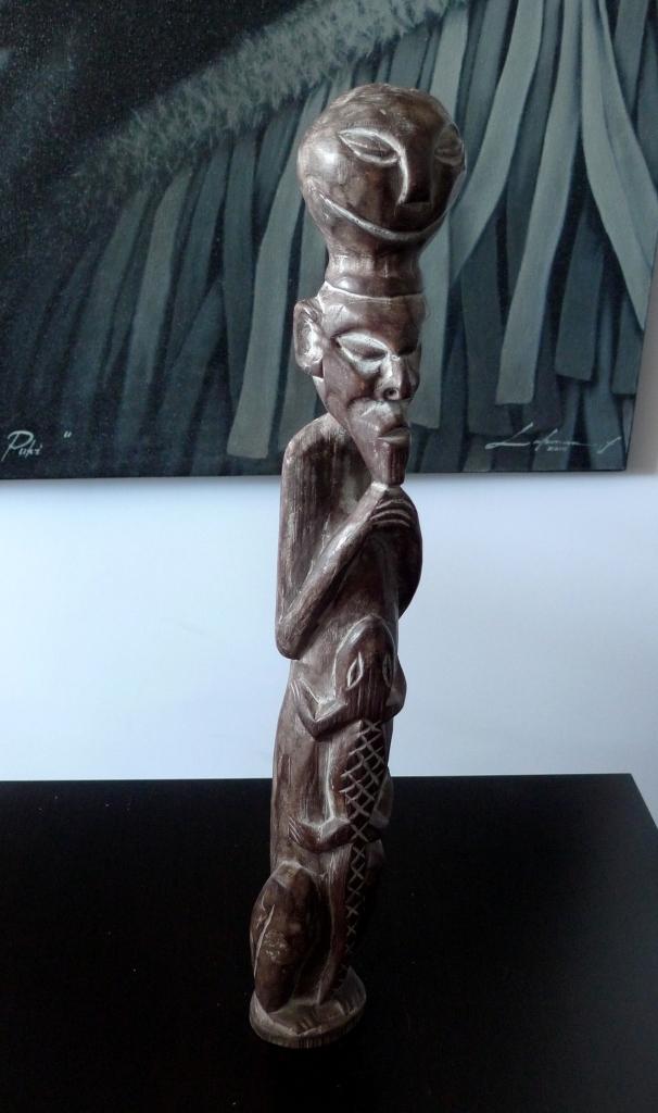 Статуэтка, идол, о. Сулавеси