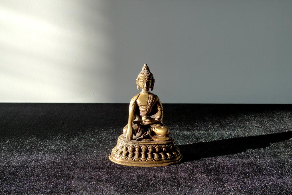 Будда, бронза