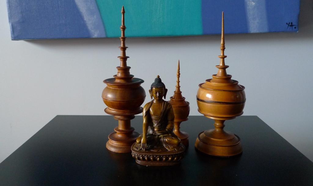 Шкатулка Пагода
