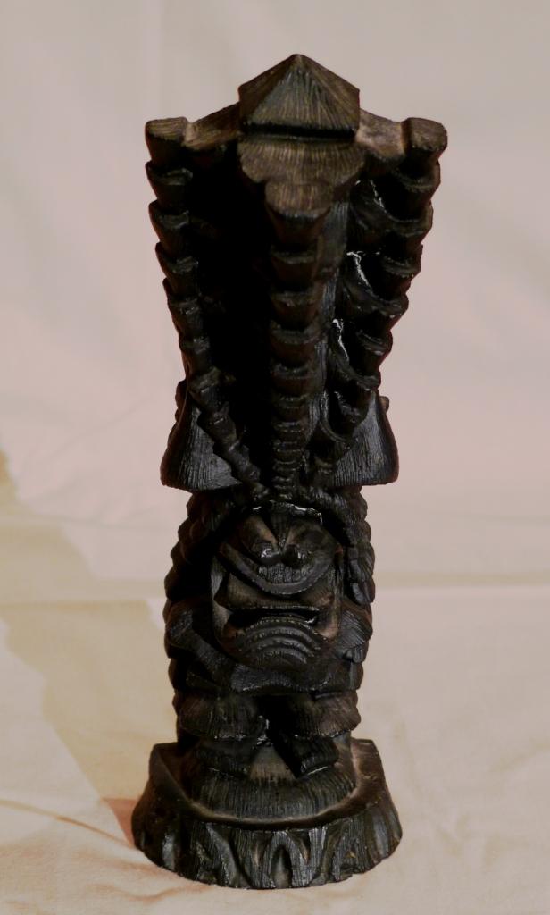 Скульптура идола, Гавайи