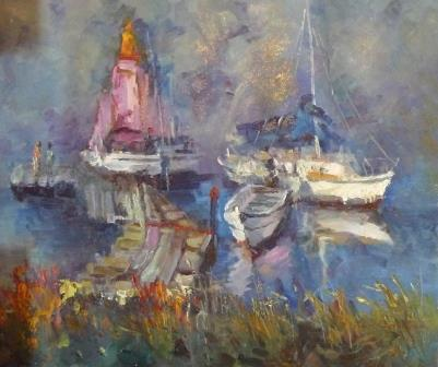 Картина «Кораблики»