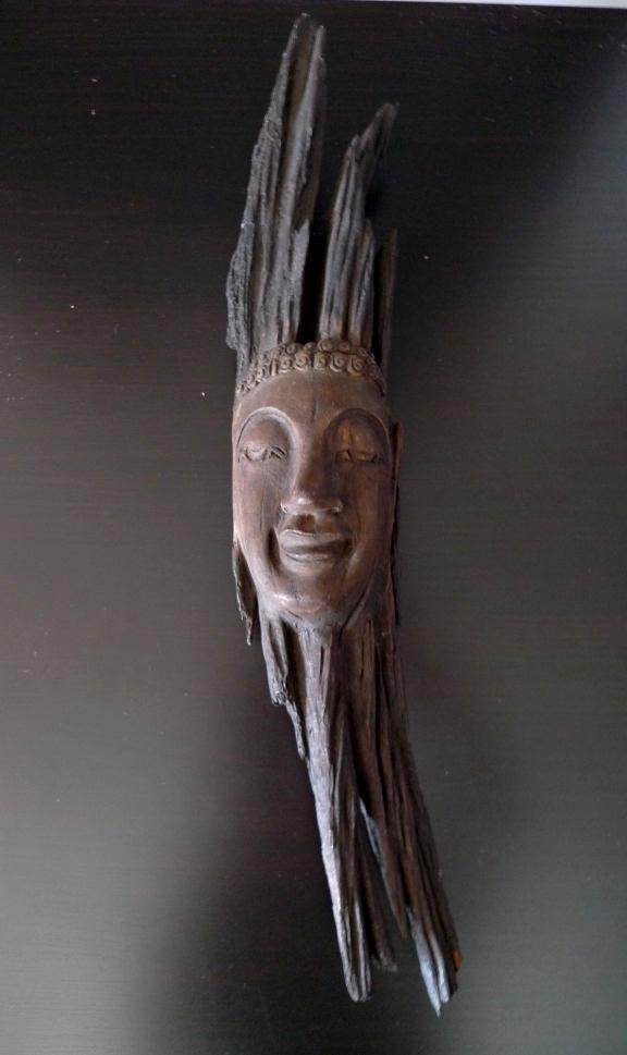 Интерьерная маска Будды