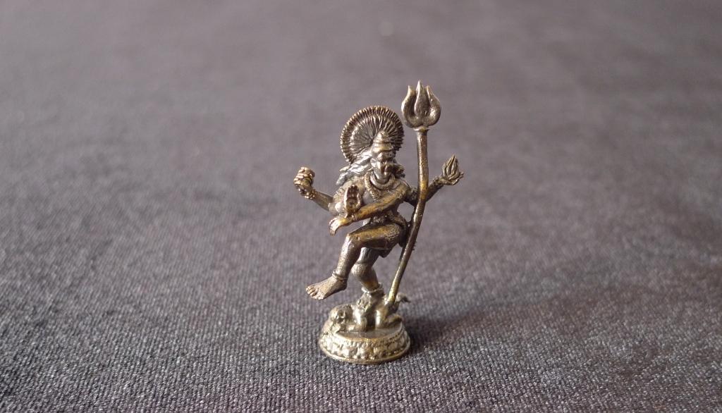 Миниатюра, Бог Шива