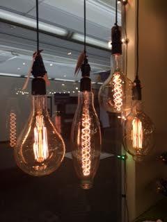 Ретро лампа Эдисона, XXL, нить, стиль PS160