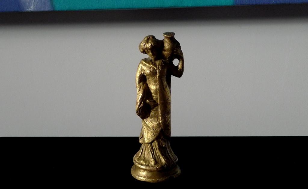 Античная скульптура, бронза, 18 век
