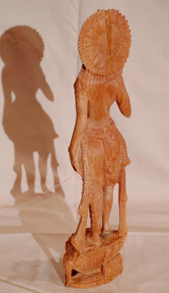 Скульптура, андрогин, «Шива и Парвати»,