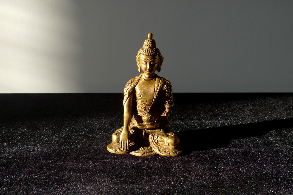 Бронзовый Будда, Непал