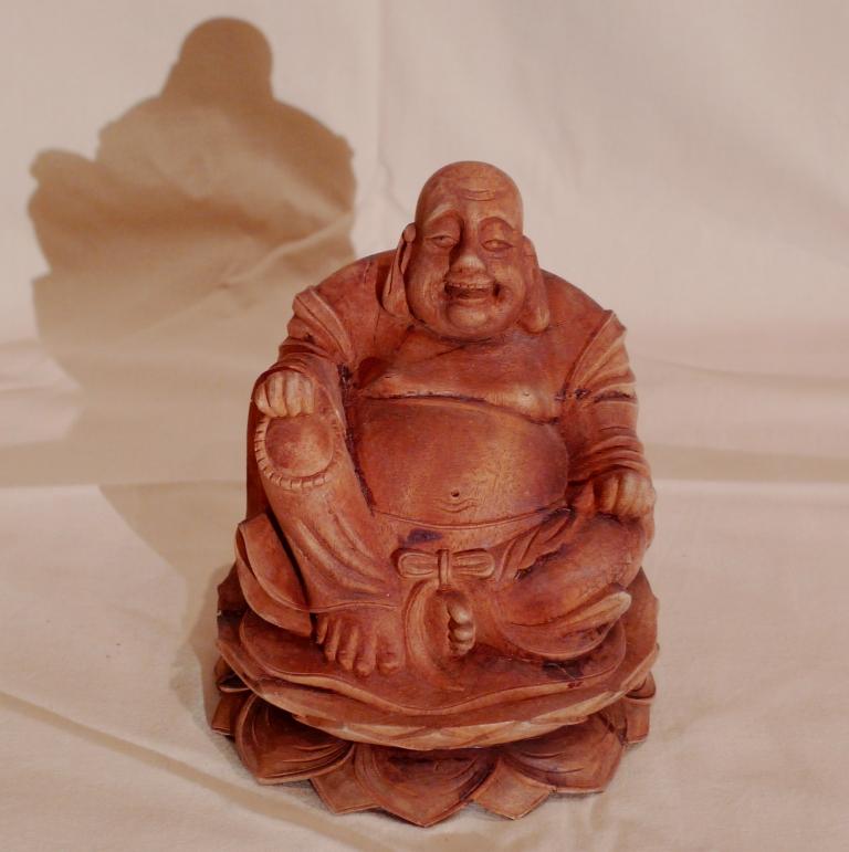 Скульптура, исполняющий желания Хотей