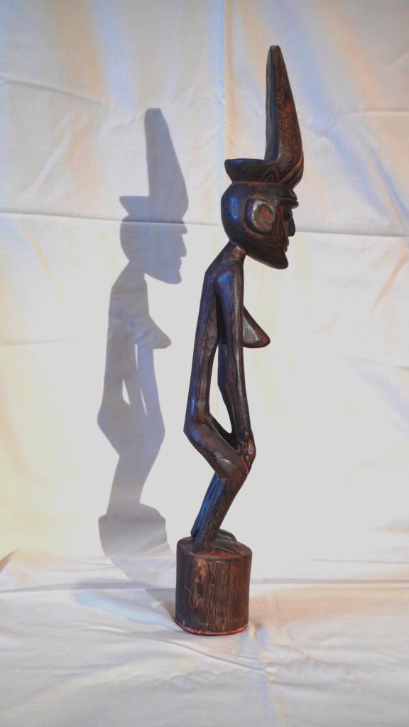 Африканская статуэтка 60х годов прошлого века