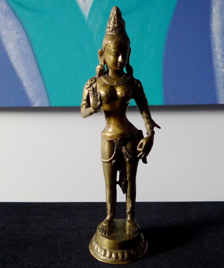 Скульптура, Индия, СССР