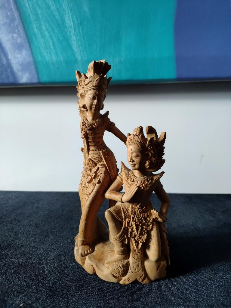 Скульптура, Мистический танец