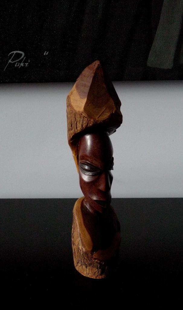 Скульптура, бюст, Африка