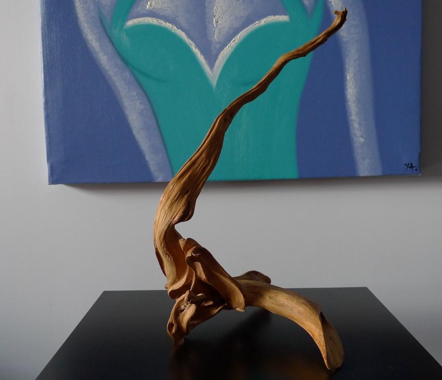 Природная скульптура