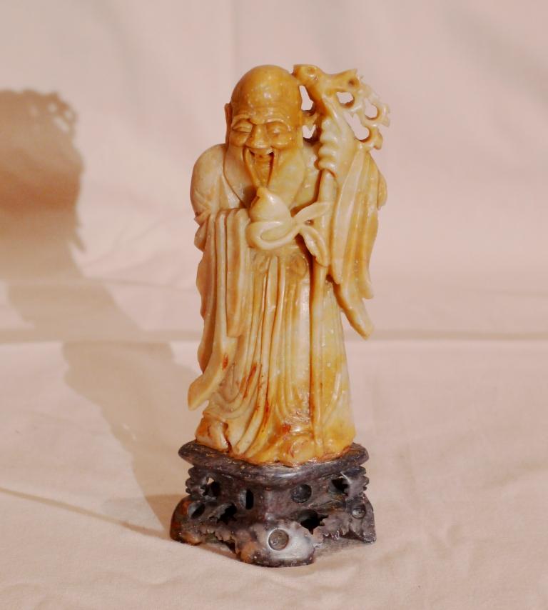 Статуэтка, китайского мудреца