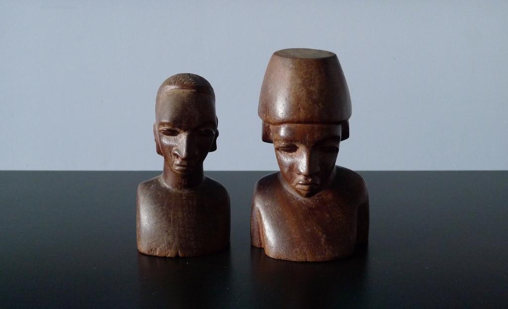 Две скульптуры, Мали