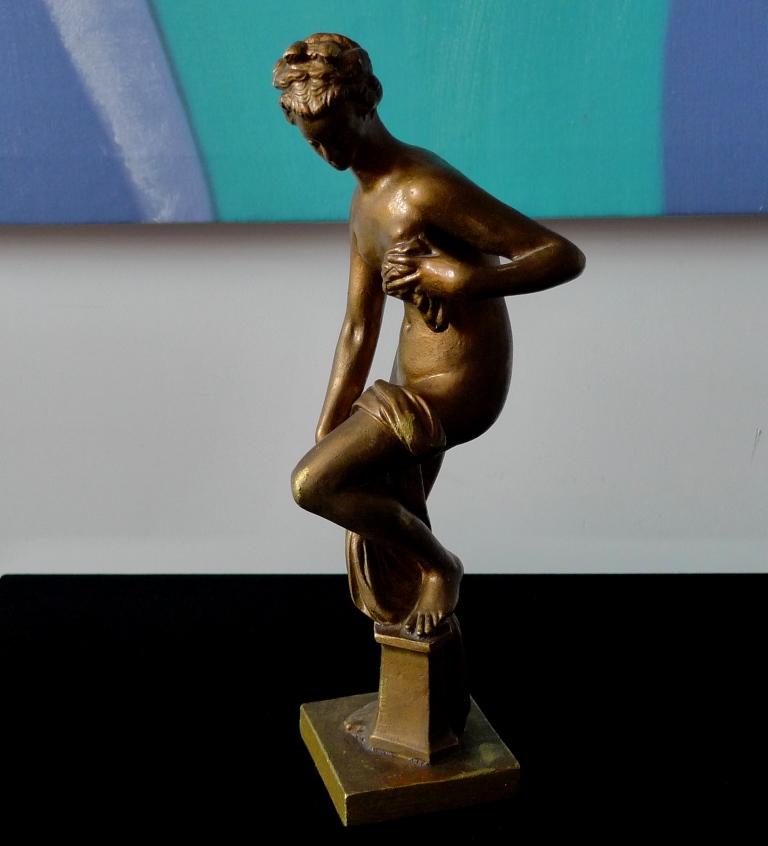 Скульптура, антиквариат, Венера Болонья