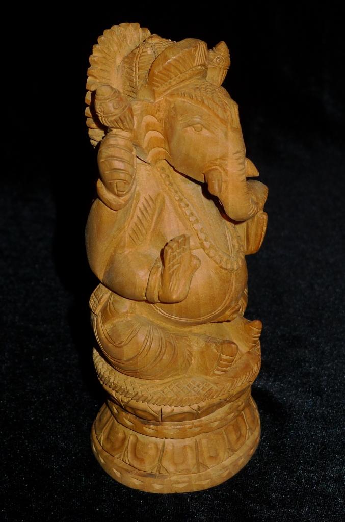 Скульптура Ганеша