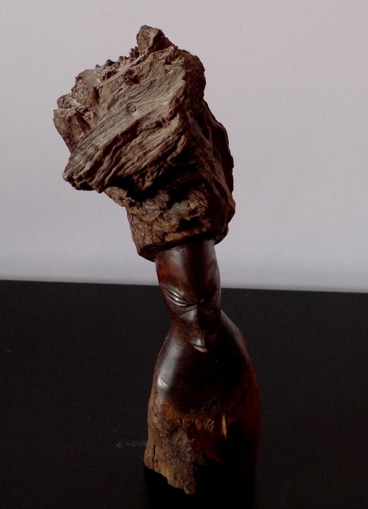 Скульптура из Черного дерева, Зимбабве