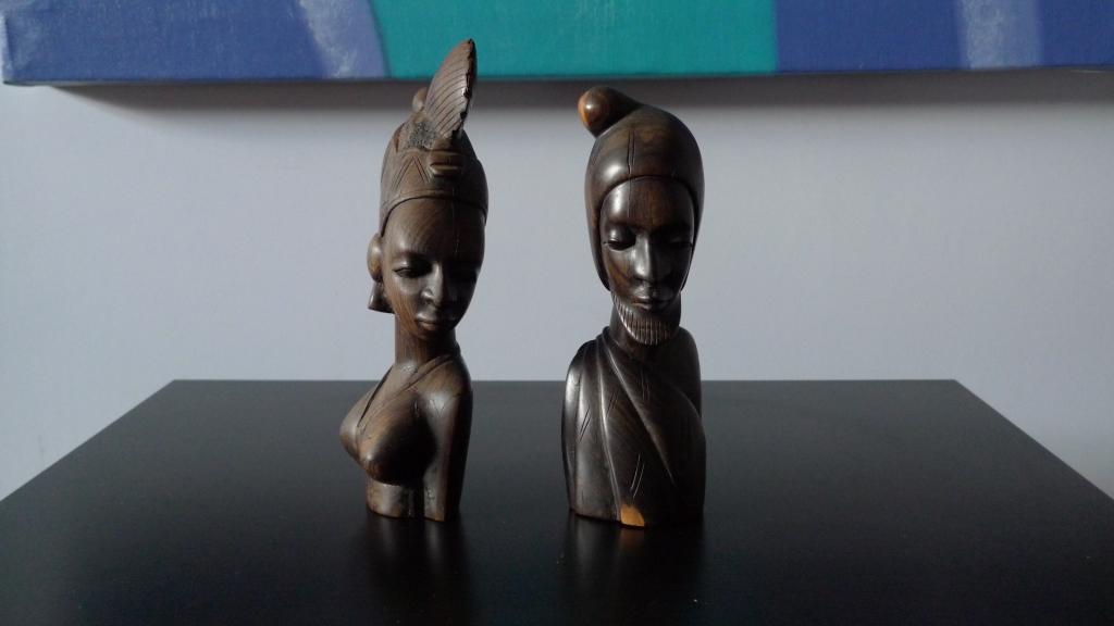 Две скульптуры из Мали