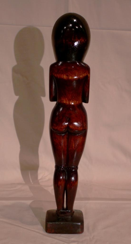 Скульптура, Богиня плодородия