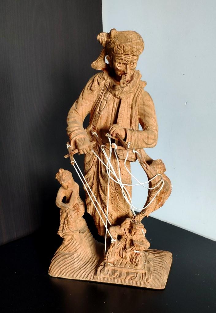 Скульптура с глубоким смыслом