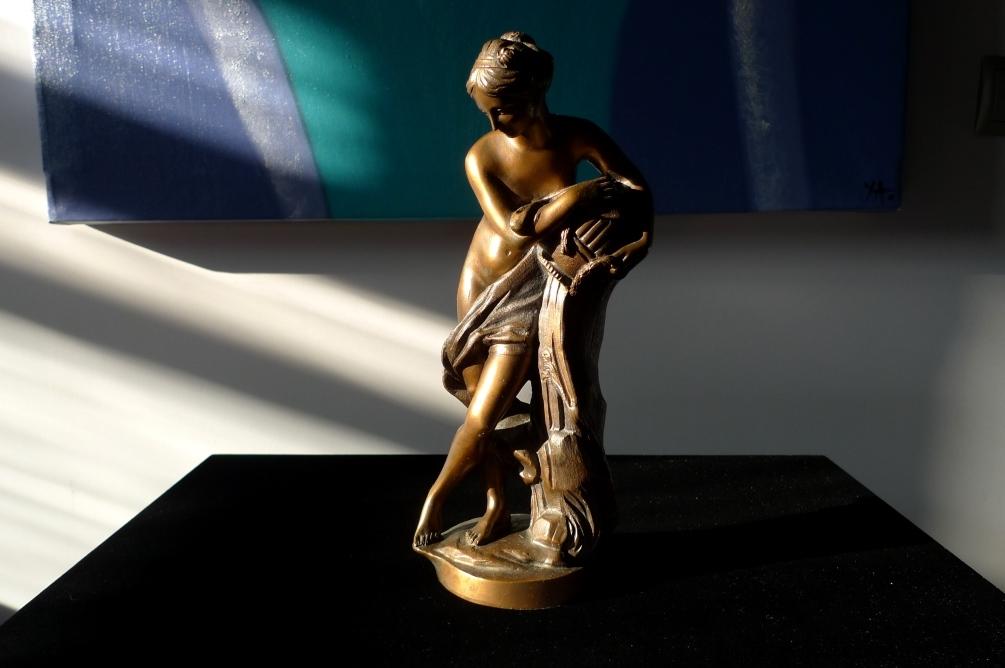 Скульптура, бронза, «Источник»
