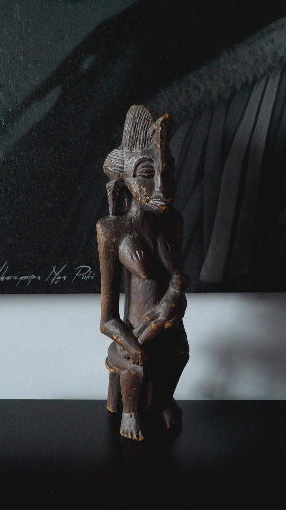 Скульптура, Африканский минимализм