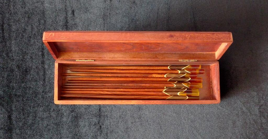 Шкатулка, набор для азиатской кухни