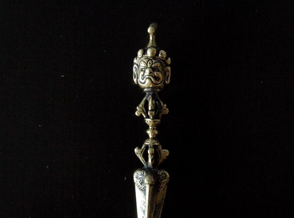 «Кила» - Тибетский кинжал