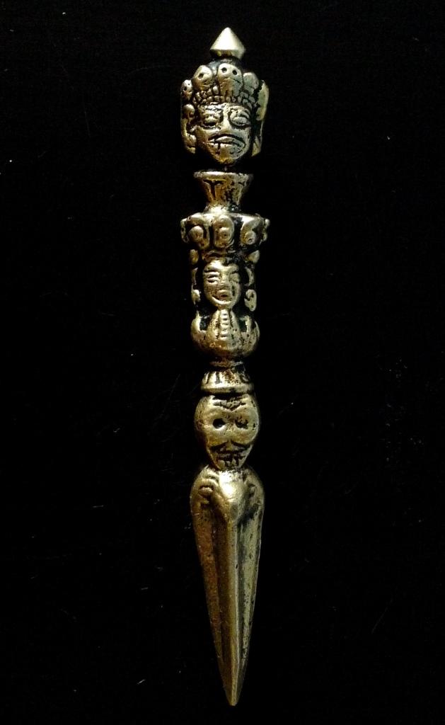 Ритуальный Тибетский кинжал