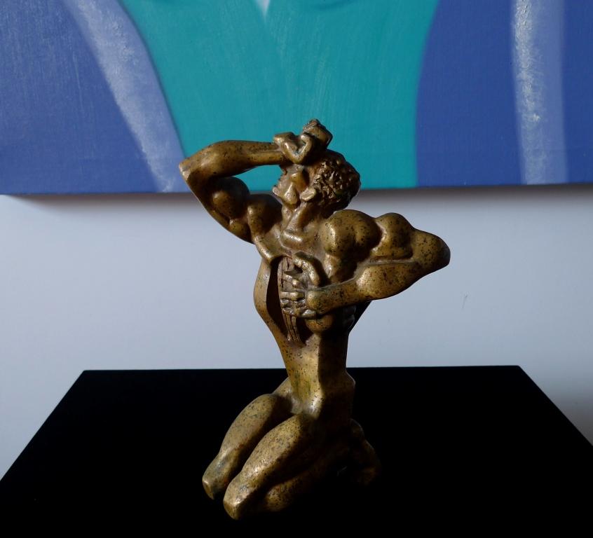 Скульптура, бронза, СССР