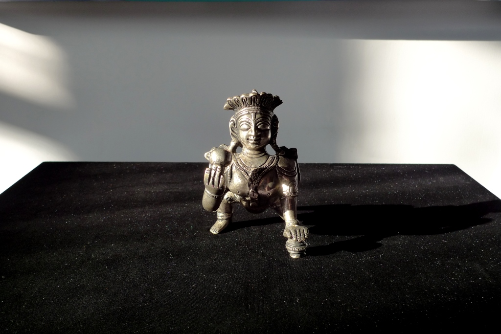 Скульптура, бронза, литье, Индия