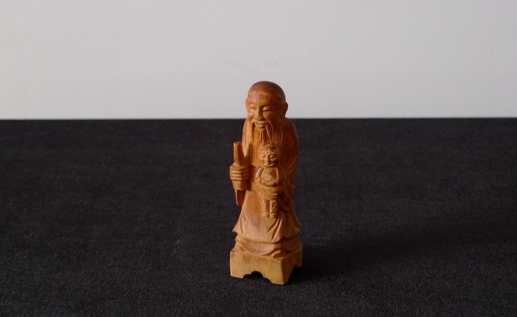 Скульптура, нэцке, Азия, Вьетнам