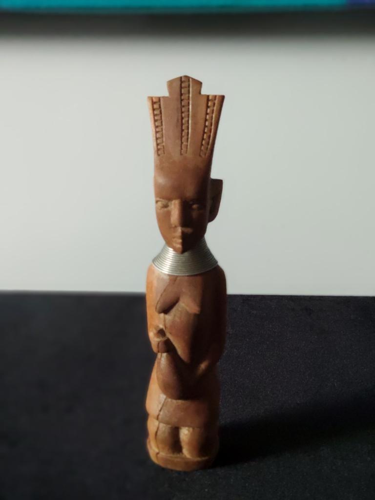 Статуэтка, Африканская миниатюра