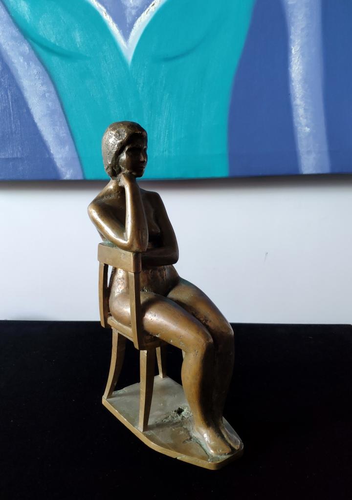 Авторская скульптура Борис Горст